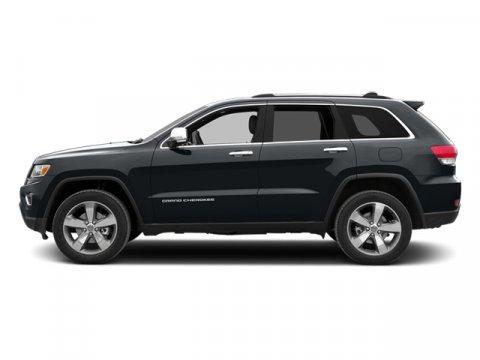 2014 Jeep Grand Cherokee Limited Maximum Steel Metallic ClearcoatBlack V6 36 L Automatic 18628