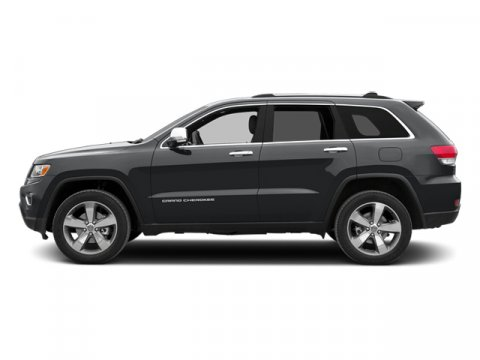 2014 Jeep Grand Cherokee Limited Granite Crystal Metallic ClearcoatBlack V6 36 L Automatic 0 mi