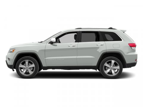 2014 Jeep Grand Cherokee Limited Bright White ClearcoatBlackLt Frost Beige V6 36 L Automatic 0