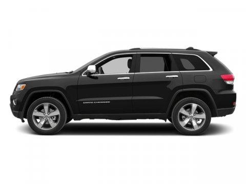 2014 Jeep Grand Cherokee Limited Brilliant Black Crystal Pearlcoat V6 36 L Automatic 50202 mil
