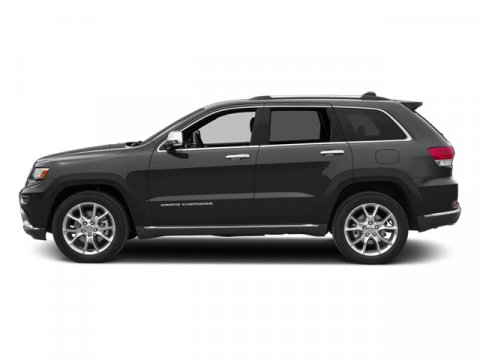 2014 Jeep Grand Cherokee Overland Granite Crystal Metallic ClearcoatBlack V6 36 L Automatic 0 m