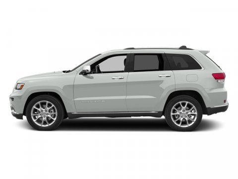 2014 Jeep Grand Cherokee Summit Bright White Clearcoat V8 57 L Automatic 15695 miles  Air Susp