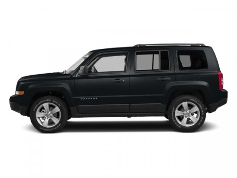 2014 Jeep Patriot Sport Maximum Steel Metallic ClearcoatBlack V4 24 L Manual 26368 miles  Fou