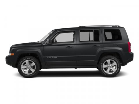 2014 Jeep Patriot Latitude Granite Crystal Metallic ClearcoatDark Slate Gray V4 24 L Automatic