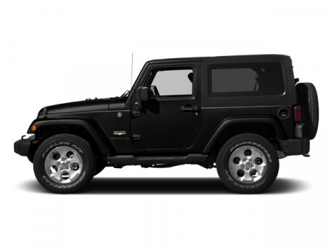 2014 Jeep Wrangler Black ClearcoatBlack V6 36 L  14898 miles  Four Wheel Drive  Power Steeri