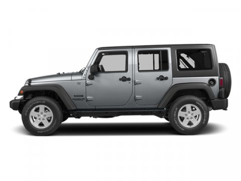2014 Jeep Wrangler Unlimited Sahara Polar Edition Billet Metallic ClearcoatBlack V6 36 L Automat