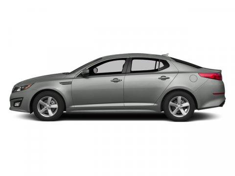 2014 Kia Optima LX Titanium Silver V4 24 L Automatic 17985 miles  Front Wheel Drive  Power S
