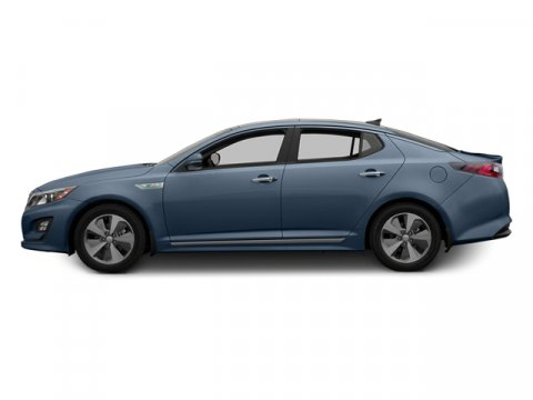 2014 Kia Optima Hybrid EX Smokey Blue Metallic V4 24 L Automatic 800 miles With world-class en