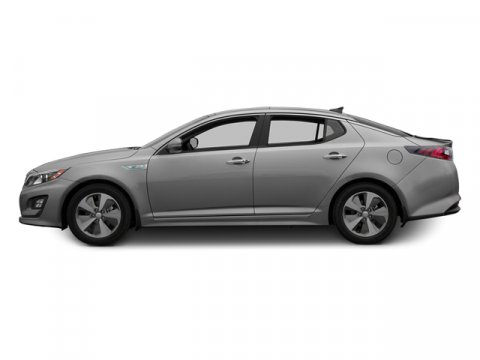 2014 Kia Optima Hybrid EX Aluminum Silver Metallic V4 24 L Automatic 0 miles With world-class