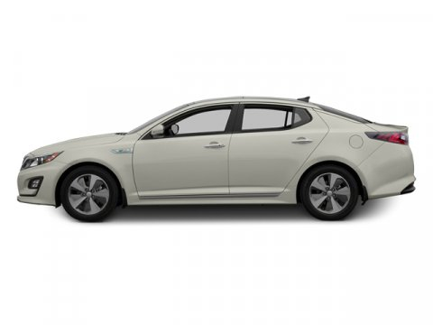 2014 Kia Optima Hybrid EX Snow White Pearl V4 24 L Automatic 0 miles With world-class engineer