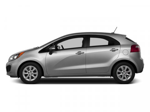 2014 Kia Rio LX Bright SilverPOWER PKG V4 16 L Automatic 1843 miles Its the start of somethin