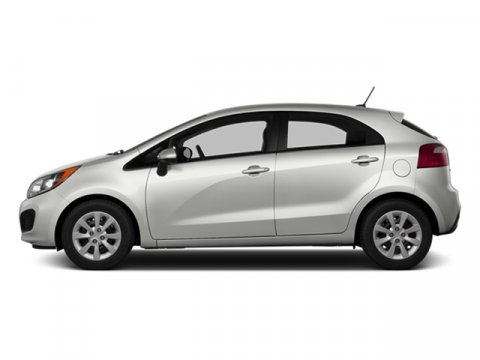 2014 Kia Rio LX Clear White V4 16 L Automatic 0 miles Its the start of something big The 201