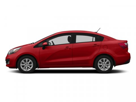2014 Kia Rio LX Signal RedPOWER PKG V4 16 L Automatic 0 miles Its the start of something big