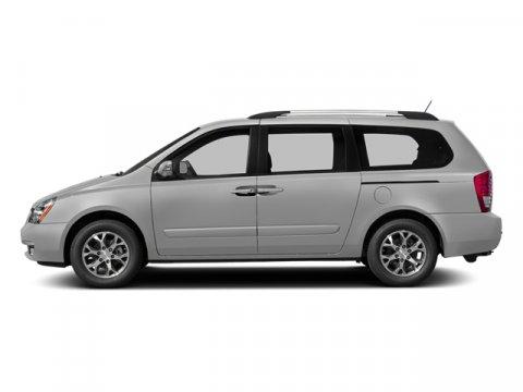 2014 Kia Sedona LX Bright Silver V6 35 L Automatic 0 miles The Kia Sedona minivan returns for