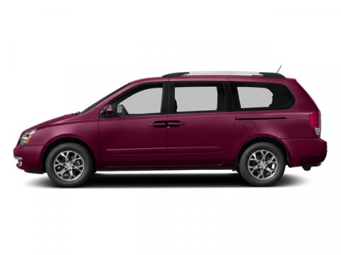 2014 Kia Sedona LX Claret Red V6 35 L Automatic 0 miles The Kia Sedona minivan returns for 20