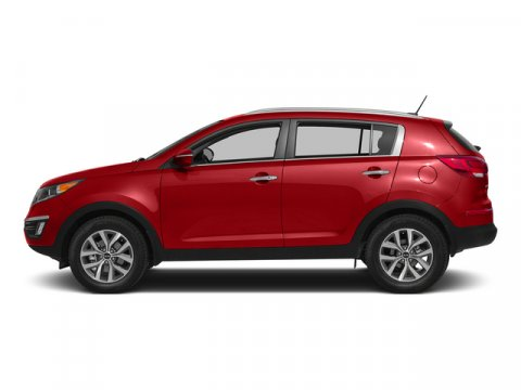 2014 Kia Sportage EX Signal Red V4 24 L Automatic 0 miles Good things come in perfectly sized