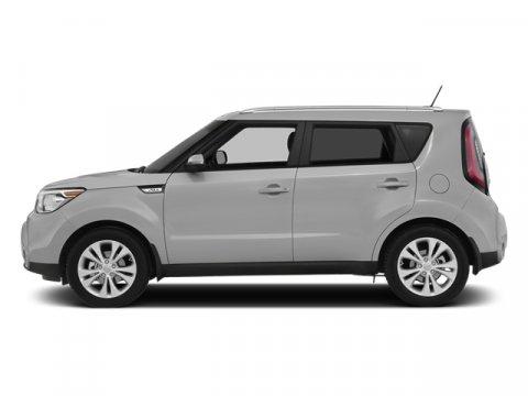 2014 Kia Soul Base Bright Silver V4 16 L Automatic 0 miles Totally transformed the 2014 Kia