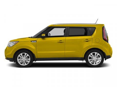 2014 Kia Soul  Solar Yellow V4 20 L Automatic 0 miles Totally transformed the 2014 Kia Soul