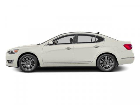 2014 Kia Cadenza Limited Snow White Pearl V6 33 L Automatic 0 miles The all-new 2014 Cadenza i