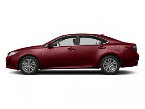 2014 Lexus ES 350 4DR SDN Matador Red Mica V6 35 L Automatic 10849 miles  Front Wheel Drive