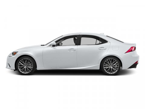 2014 Lexus IS 250 4DR SPT SDN RWD A Ultra White V6 25 L Automatic 15515 miles  Rear Wheel Driv