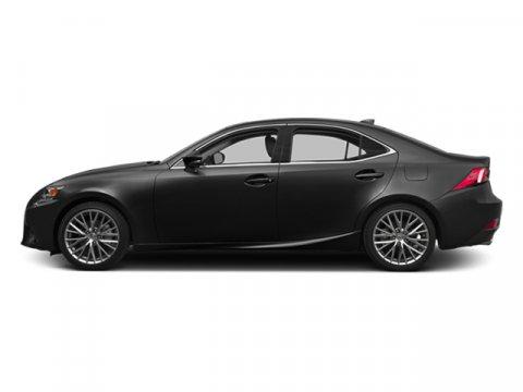 2014 Lexus IS 250 4DR SPT SDN RWD A Obsidian V6 25 L Automatic 14741 miles  Rear Wheel Drive
