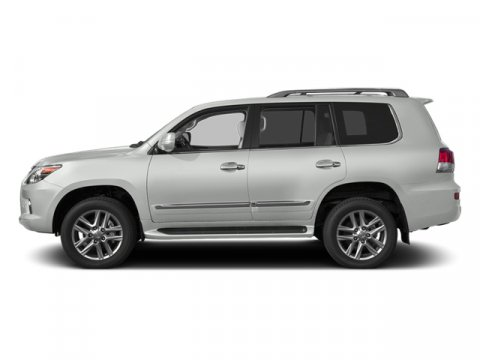 2014 Lexus LX 570 4DR 4WD Starfire Pearl V8 57 L Automatic 28527 miles  Four Wheel Drive  To