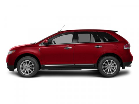 2014 Lincoln MKX 111 Ruby Red Metallic Tinted ClearcoatCharcoal WBlack Piping V6 37 L Automatic