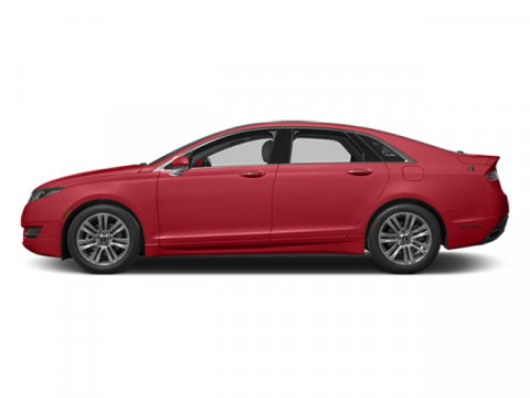 2014 Lincoln MKZ Ruby Red Metallic Tinted ClearcoatChar Lther V4 20 L Automatic 11 miles  RUBY