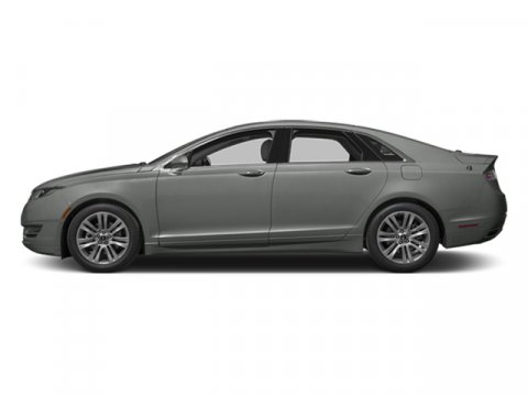 2014 Lincoln MKZ Sterling Gray MetallicChar Lthr V6 37 L Automatic 11 miles  ENGINE 37L TI-V