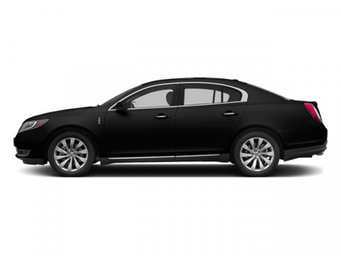 2014 Lincoln MKS Tuxedo BlackBlack Premium Leather V6 37 L Automatic 11 miles  LIVERY PACKAGE