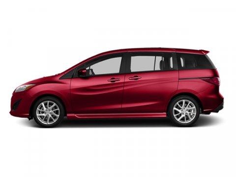 2014 Mazda Mazda5 Sport Zeal Red MicaSAND V4 25 L Automatic 49519 miles Move quickly At Bob