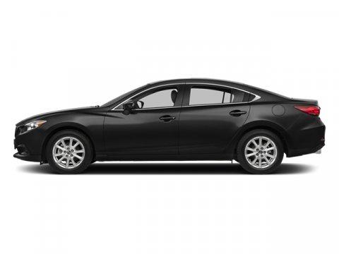 2014 Mazda Mazda6 i Touring Jet Black MicaBLACK V4 25 L Automatic 26958 miles -CARFAX ONE OWN