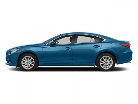 2014 Mazda Mazda6 i Touring Blue Reflex MicaBlack V4 25 L Automatic 4125 miles New Arrival -
