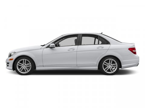 2014 Mercedes C-Class C250 Sport Polar WhiteBLACK MB TEX V4 18 L Automatic 4 miles Stop by Wal