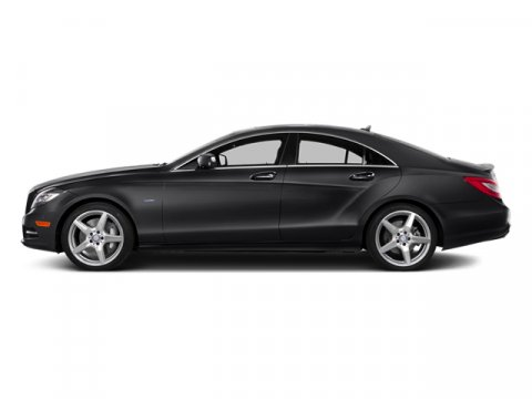 2014 Mercedes CLS-Class CLS550 4-Door Coupe 4MATIC- BlackCharcoal Leathe V8 47 L Automatic 14