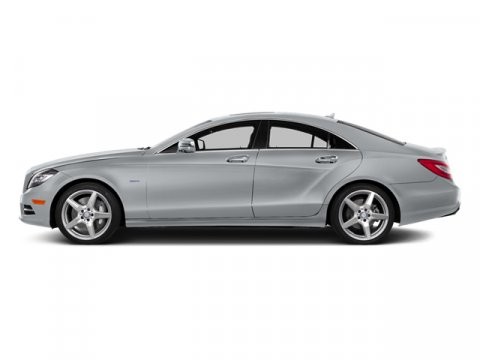 2014 Mercedes CLS-Class CLS550 Diamond Silver MetallicAsh Leather V8 47 L Automatic 5 miles  T