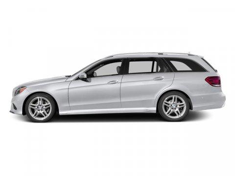 2014 Mercedes E-Class E350 4MATIC Wagon Polar WhiteSilk Beige Mb-T V6 35 L Automatic 4 miles T