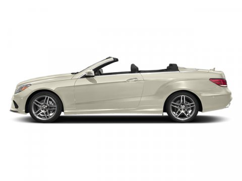 2014 Mercedes E-Class E350 Cabriolet Diamond White MetallicDp Sea Bl Slk B V6 35 L Automatic 9