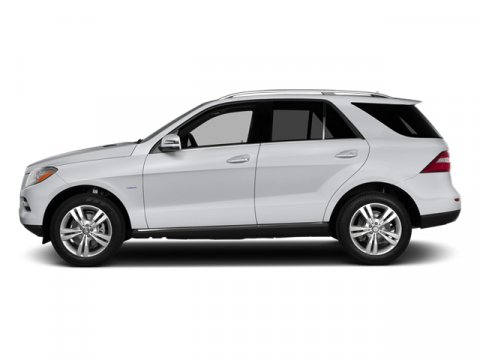 2014 Mercedes M-Class ML350 RWD Polar WhiteGrey Mb Tex V6 35 L Automatic 10 miles The 2014 Mer