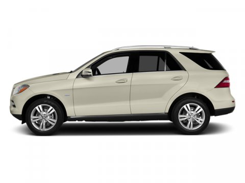 2014 Mercedes M-Class ML350 RWD Diamond White MetallicAlmond Beige Le V6 35 L Automatic 6 miles