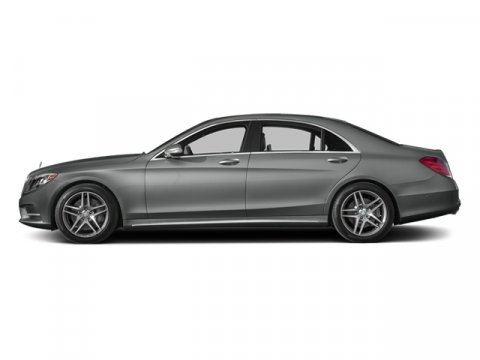 2014 Mercedes S-Class S550 RWD Palladium Silver MetallicBlack Leather V8 47 L Automatic 6 miles