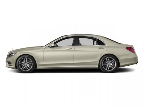 2014 Mercedes S-Class S550 RWD Diamond White MetallicBLACK LEATHER V8 47 L Automatic 6 miles W
