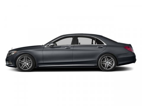 2014 Mercedes S-Class S550 RWD Anthracite Blue MetallicBlack Leather V8 47 L Automatic 6 miles