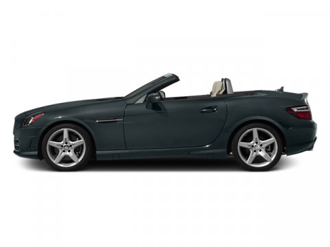 2014 Mercedes SLK-Class SLK250 Roadster Steel Gray MetallicAsh Mb Tex V4 18 L Automatic 7847 m