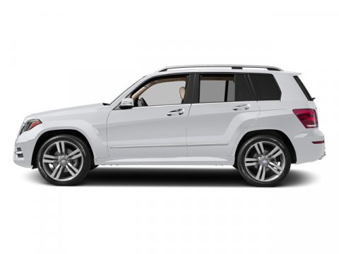 2014 Mercedes GLK-Class GLK350 RWD Polar WhiteBlack Mb Tex V6 35 L Automatic 8 miles The 2014