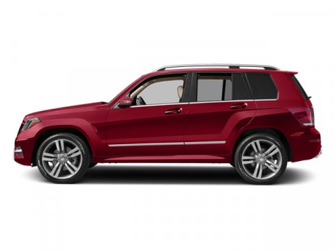 2014 Mercedes GLK-Class GLK350 RWD Mars RedSHRA BGE MB TEX V6 35 L Automatic 6 miles The 2014