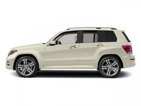 2014 Mercedes GLK-Class GLK350 RWD Diamond White MetallicBlack Mb Tex V6 35 L Automatic 4 miles