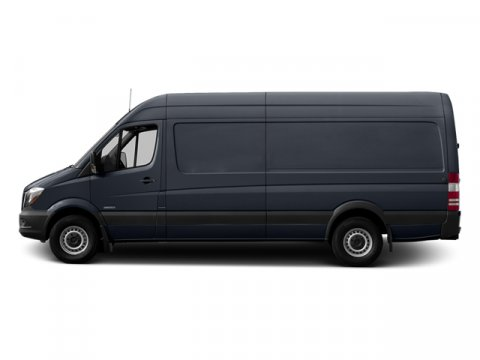 2014 Mercedes Sprinter Cargo Van 3500 170 EXT Graphite GrayTunja Black V6 30 L Automatic 0 mile
