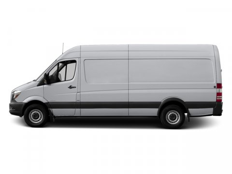 2014 Mercedes Sprinter Cargo Van 2500 144 Brilliant Silver MetallicTunja Black V4 21 L Automatic